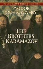 Dover Thrift Editions: The Brothers Karamazov by Fyodor Dostoyevsky (2005,...