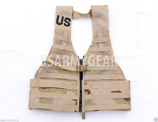 10 New US Army MOLLE II Desert Fighting Load Carrier DCU Survival Vest FLC