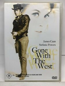 Gone with the West - DVD - AusPost with Tracking