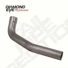Diamond Eye 4 Tail Pipe, Ford 94-03, F250/350, 7.3L Diesel, Alum