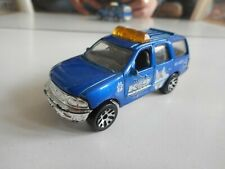 Matchbox Ford Expedition in Blue