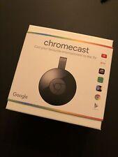 Google Chromecast (1st Generation) Media Streamer - Black