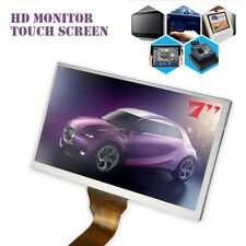 7'' inch LCD Display HD Monitor Touch Screen 1024x600 RGB For Audio MP5 Player