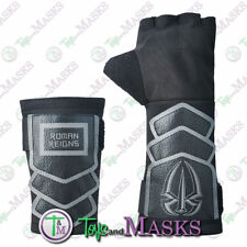 OFFICIAL REPLICA ROMAN REIGNS GLOVE & WRIST BAND NEW WRESTLING MASK COSPLAY WWE