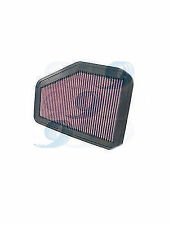 K&N High Flow Air Filter Panel suit HOLDEN VE Commodore V6/V8/HSV/MALOO/SS/SV6