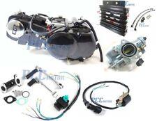 LIFAN 140CC ENGINE MOTOR 4 UP + OIL COOLER CARB COIL PIT DIRT BIKE H EN22-COMBO