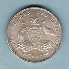 Australia. 1936 Florin.. UNC - Original tone