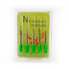 Replacement Needles For Dennison Style Standard Fabric Tagging Tool - 5/Pk.