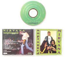NIRVANA - UNPLUGGED - on stage 1994 - CD usato - leggi descrizione