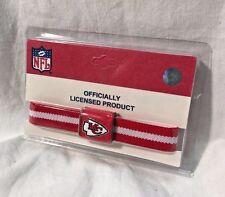 National Football League NFL Stretch Bracelet - Kansas City Chiefs