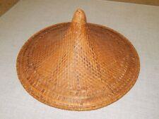 MARILYN MONROE Owned 1940's Japanese Straw Hat COA Provenance Letter