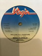 """Mike Oldfield - William Tell Overture.   used 7"""" Single record"""