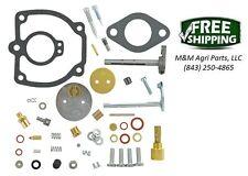 Complete Carburetor kit IH Farmall 560 Tractor IH Carb 367259R91, 367259R92