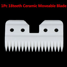 Ceramic Pet Clipper blade Hair Clipper Sharpness Oster A5 blade Durable 18 Te BP