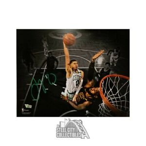 Jayson Tatum Autographed Boston Celtics 11x14 Photo - Fanatics
