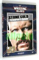 DVD WRESTLING HEROES VOL. 18 STONE COLD IL SERPENTE TEXANO 2013 RCS WWE