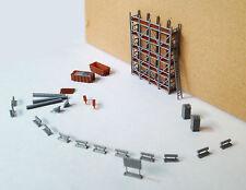 Outland Models Train Railway Construction / Maintenance Site Accessories Z Gauge