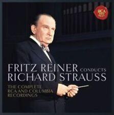 Fritz Reiner Conducts Richard Strauss, New Music