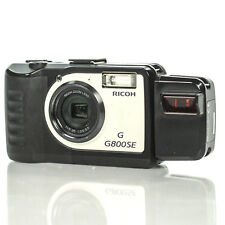 Ricoh G800SE Digital Camera w/ BR-1 Scanner - NO AC Adapter / SD Card - Grade B