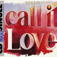Yello Call It Love CD Vertigo 1987 NEW