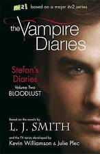 Stefan's Diaries 2: Bloodlust (The Vampire Diaries), Acceptable, L J Smith, Book