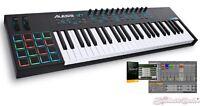 Alesis VI49 Advanced 49-Key USB/MIDI Keyboard Controller w/Ableton Live&XPAND!2