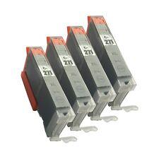 4 Gray CLI-271XL 271 G Ink Cartridges for CanonPIXMA MG5720 MG6820 MG5721 MG7720