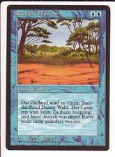 4x Phantasmal Terrain / Reich der Illusionen (DEUTSCH LIMITIERT) FBB german beta