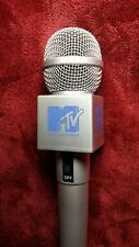 "NEW MTV Karaoke Dynamic Microphone Mic w 1/4"" inch plug"