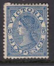 Victoria  - 6d blue perf 12 - 1863-73 - Mounted mint - Cat £120 - SG180