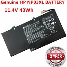 New listing Oem Genuine Battery Np03Xl 761230-005 for Hp Envy 15-U011Dx