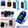 SpO2 Fingertip Pulse Oximeter Blood Oxygen Monitor Heart Rate PR Meter Sensor,US