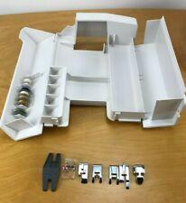 Husqvarna Viking Optima 150 E Sewing Machine ACCESSORY BOX and PRESSER FEET
