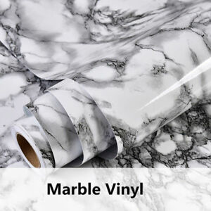 Marble Vinyl Instant Counter Top Adhesive Granite film Decoration Kitchen Home