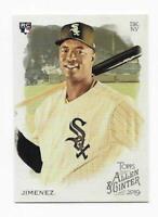 2019 Topps Allen & Ginter ELOY JIMENEZ Base Short Print SP #398 White Sox RC