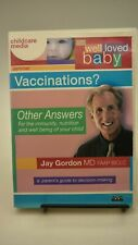 Well Loved Baby Vaccinations Jay Gordon DVD