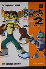 JAPAN Ratchet & Clank: Going Commando Official Complete Guide Book