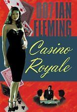 Casino Royale by Ian Fleming Compact Disc Book (English)