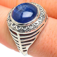 Kyanite 925 Sterling Silver Ring Size 8.75 Ana Co Jewelry R61987F
