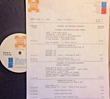 RADIO SHOW: 7/19/88  20 CRUISIN CLASSICS! BEACH BOYS, JAN & DEAN, CHUCK BERRY