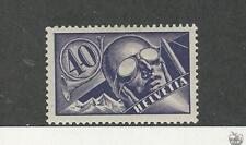 Switzerland, Postage Stamp, #C7 VF Mint Hinged, 1923 Pilot Airplane