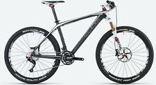 2013 CUBE Elite Super HPC Mountain Bike 18in Carbon Fibre Shimano Deore XT new