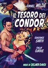 DvD IL TESORO DEI CONDOR ** A&R Productions ** 1953  Delmer Daves ....NUOVO