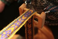 band lock, rigid heddle backstrap, sami, band weaving, baltic pickup, inkle