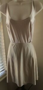 JMS TAUPE 2 pc camisole and half slip spun nylon and lycra stretch lingerie 3X