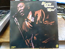 "Muddy Waters "" live ""  vogue - distribution vogue - disque Chess 515037"