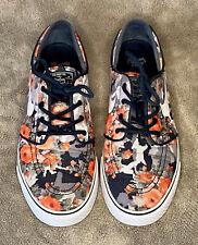 New listing Size 8 - Nike Zoom Stefan Janoski Premium Orange Digi Floral 2013 Skateboarding