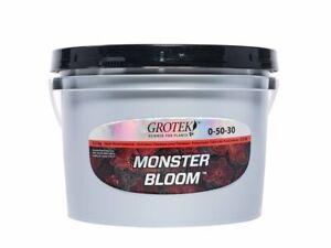 Monster Bloom 2.5kg - Grotek Plant Nutrients Flower Enhancer