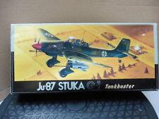 FUJIMI 1:72 GERMAN JU-87 STUKA G-1 JUNKERS TANK BUSTER AIRCRAFT MODEL KIT BOXED