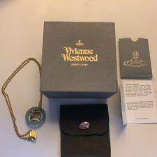 **GENUINE** Vivienne Westwood 3D Orb Necklace - Gold / Multi